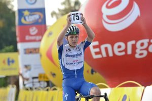 Evenepoel wygrywa królewski etap Tour de Pologne, 4. miejsce Majki