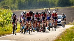 Pierwszy etap Sowiogórski Tour dla Marty Lach, Sylwii Kulczyk i Igora...