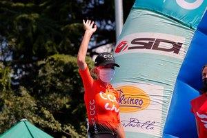 Rooijakkers 3. w Giro dell'Emilia, Trentin 4. na etapie w Belgii