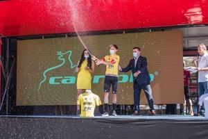 Jakub Kaczmarek zwycięzcą klasyfikacji generalnej Belgrade-Banjaluka