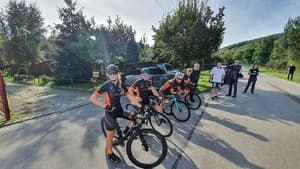 UPhill pod Leskowcem - amatorski wyścig na medal!