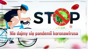 Nie dajmy się pandemii koronawirusa. Jazda na rowerze podnosi naszą...