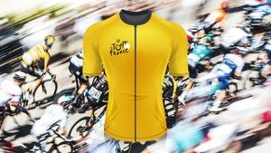 Polak w koszulce lidera podczas Tour de France. To nie sen, to jawa...
