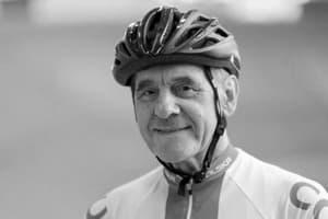 Był idolem dla nas wszystkich, nie tylko rowerzystów. Ryszard Szurkowski...