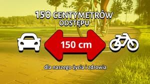 Bierzmy przykład z Czechów. 150 centymetrów odstępu - dla naszego...