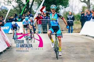 Tour of Antalya. Mazowsze Serce Polski z cennym doświadczeniem