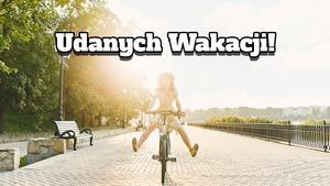 Jedziesz na urlop? Nie zapomnij zabrać ze sobą roweru