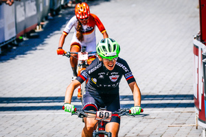 Paula Gorycka z 3. miejscem na trasie Salamina Epic MTB Cup#4