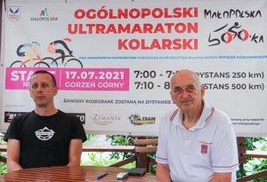 Małopolska 500-ka. Ogólnopolski ultramaraton kolarski.