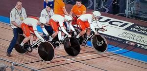 Sprinterzy uzyskują kwalifikacje olimpijskie.